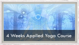 Four Weeks Applied Yoga Courses