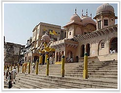 Agra to Mathura (Vrindavan)